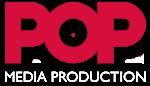 Pop Media Production Logo